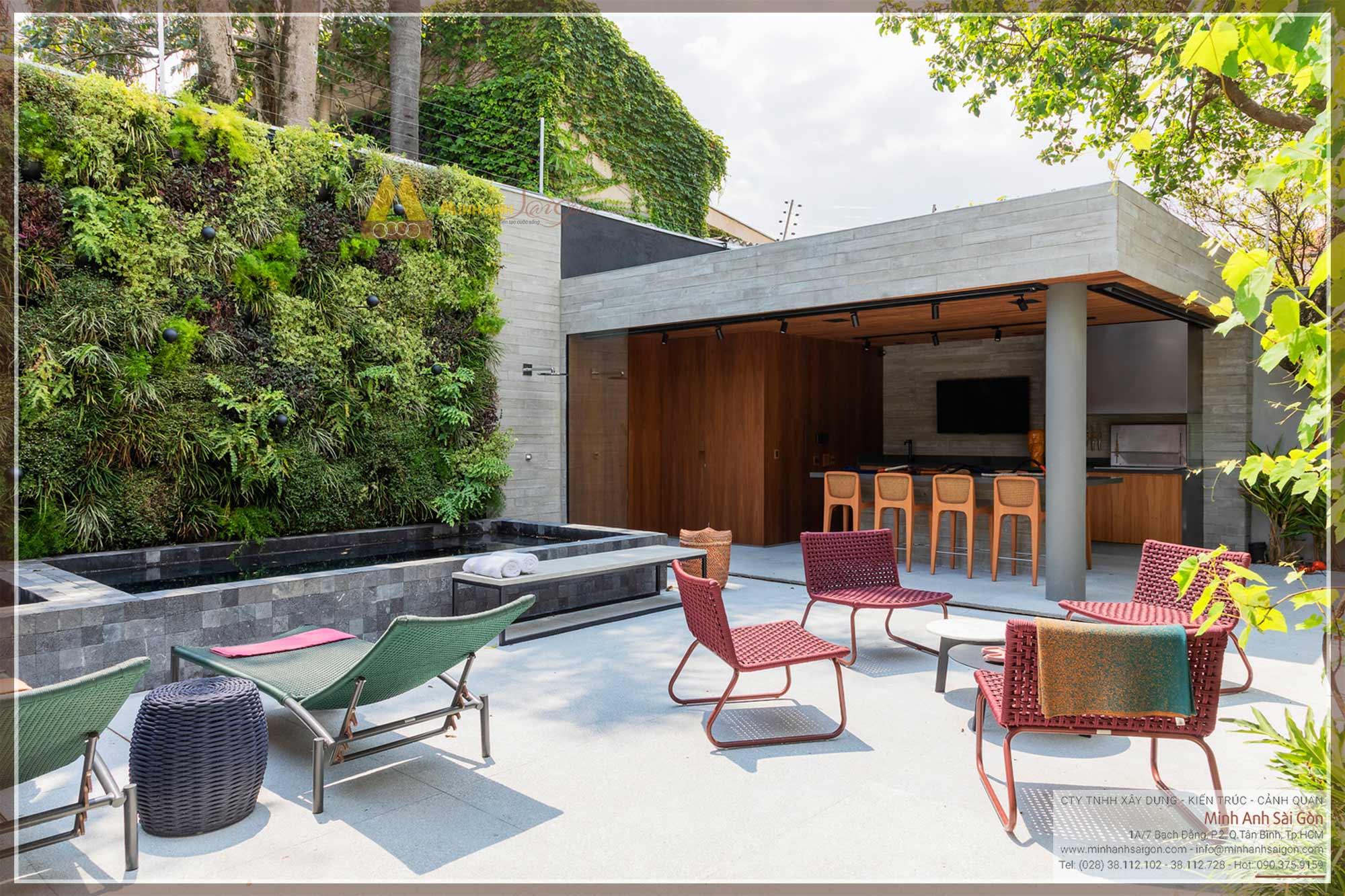 Ý tưởng thiết kế cảnh quan sân vườn hiện đại xu hướng năm 2020