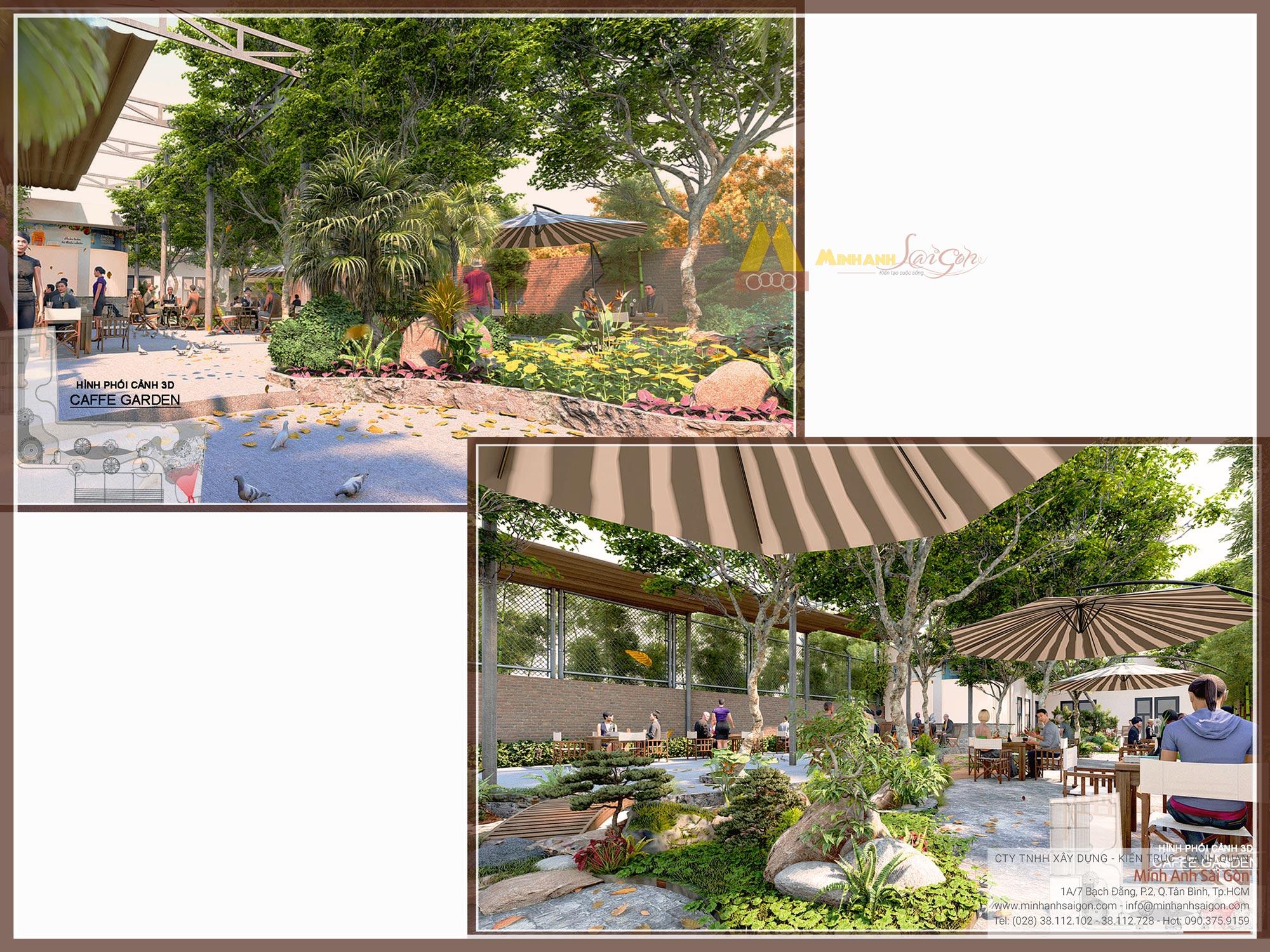 Quán Cafe Hương Lộ 2, Bình Tân
